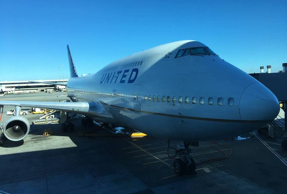 United SFO-Hong Kong