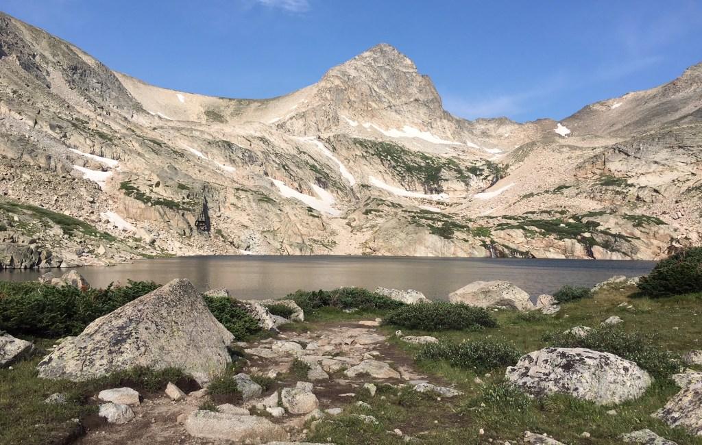 Blue Lake . Mitchell Lake – Boulder