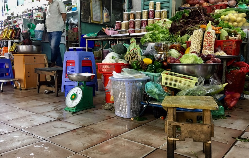 Squatters . Ho Chi Minh City