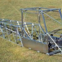 More Info: Ultralight Aircraft Aluminum Fuselage