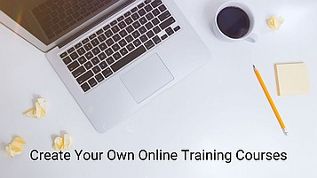 Create your online course