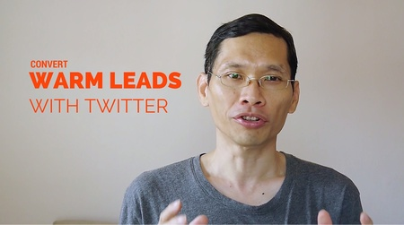 Convert Warm Leads With Twitter