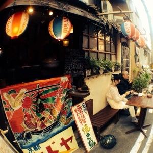 チャランケ京都 一周年感謝祭の模様。