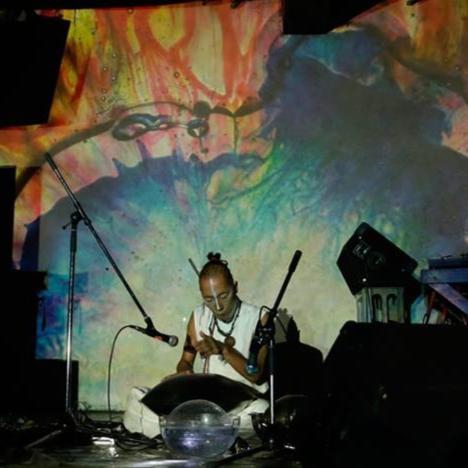 AKI-RA sunrise   4th CD 『nature session』リリースツアー@南北酒家チャランケ