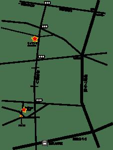 チャランケ天照map