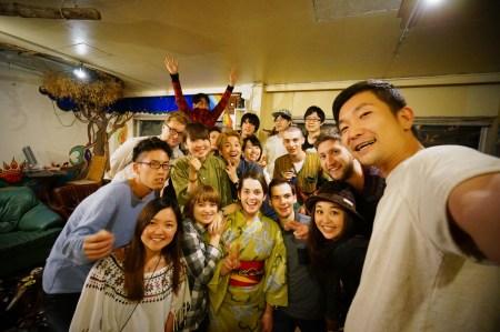 東京のシェアハウスに住んでみた。Jam House天照