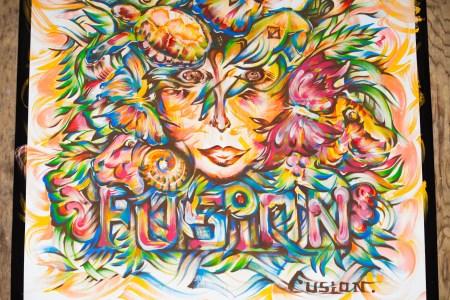 Fusion2015@奥多摩に出店してきました Form チャランケ