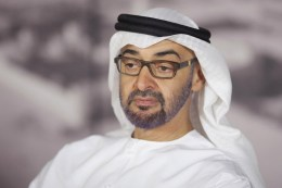 UAE - Sheikh Mohamed Bin Zayed