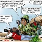 cartoon -Beenta