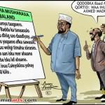 Cartoon – Shuruudaha