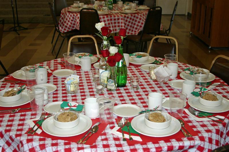 Marvelous Italian Dinner Table Setting Ideas Brokeasshome Com
