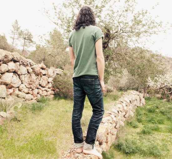 Pull & Bear's Organic Cotton Denim Collection For Men