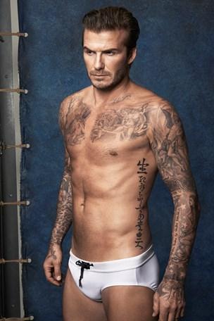 David Beckham Swimwear Campaign For H&M David Beckham Naked Briefs Underwear Speedos Trunks Swimwear