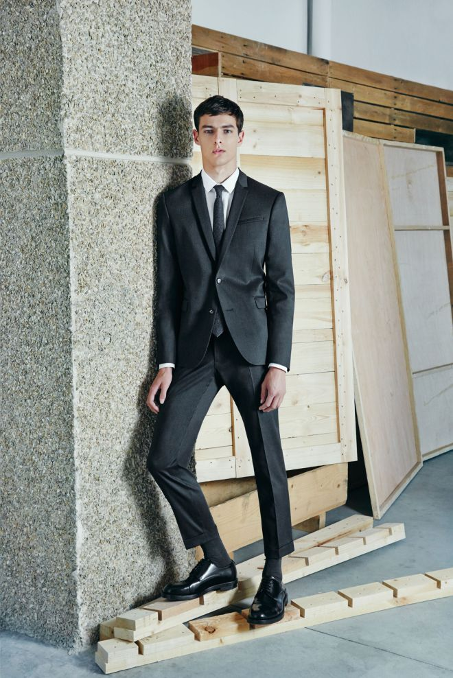 Zara A/W14 Menswear Lookbook Update