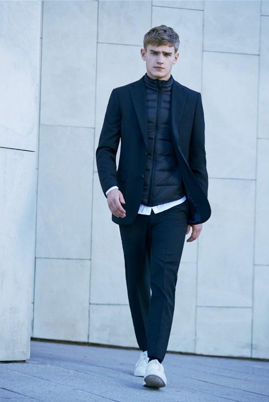 HE By Mango A/W14 November Lookbook Update. outerwear knitwear jacket tailoring blazer zara spanish fashion smart casual lookbook outfit
