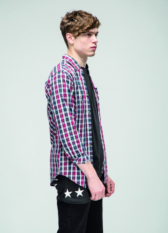 Open Clothing S/S15 Lookbook menswear mensfashion lookbook style british fashion brand collection Spring Summer 2015