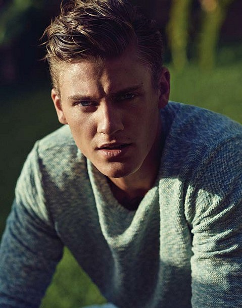 Scotch & Soda S/S15 Campaign spring summer collection fashion outfit wiwt ootd knitwear spring summer outfits looks trends