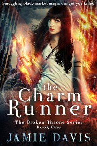 The Charm Runner Book on Amazon