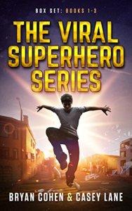 Viral Superheroes box set cover