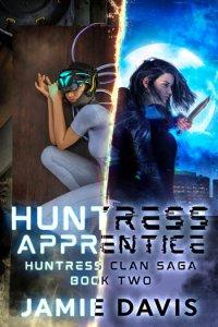 Huntress Apprentice book cover image