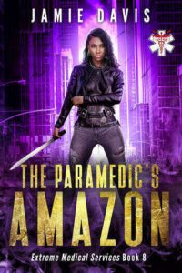 The Paramedic's Amazon cover