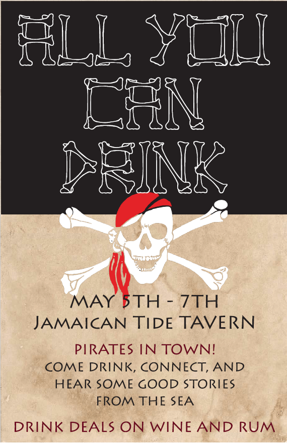 Drink Poster Projects