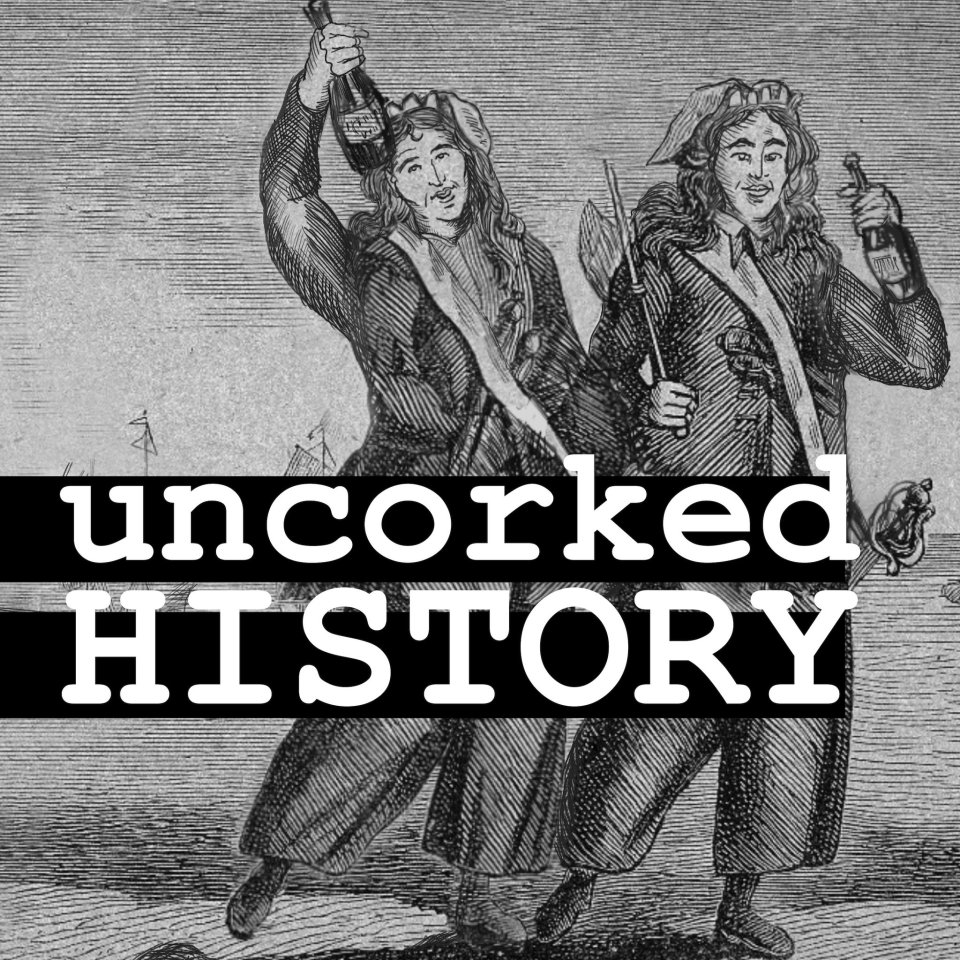 Logo of Uncorked History