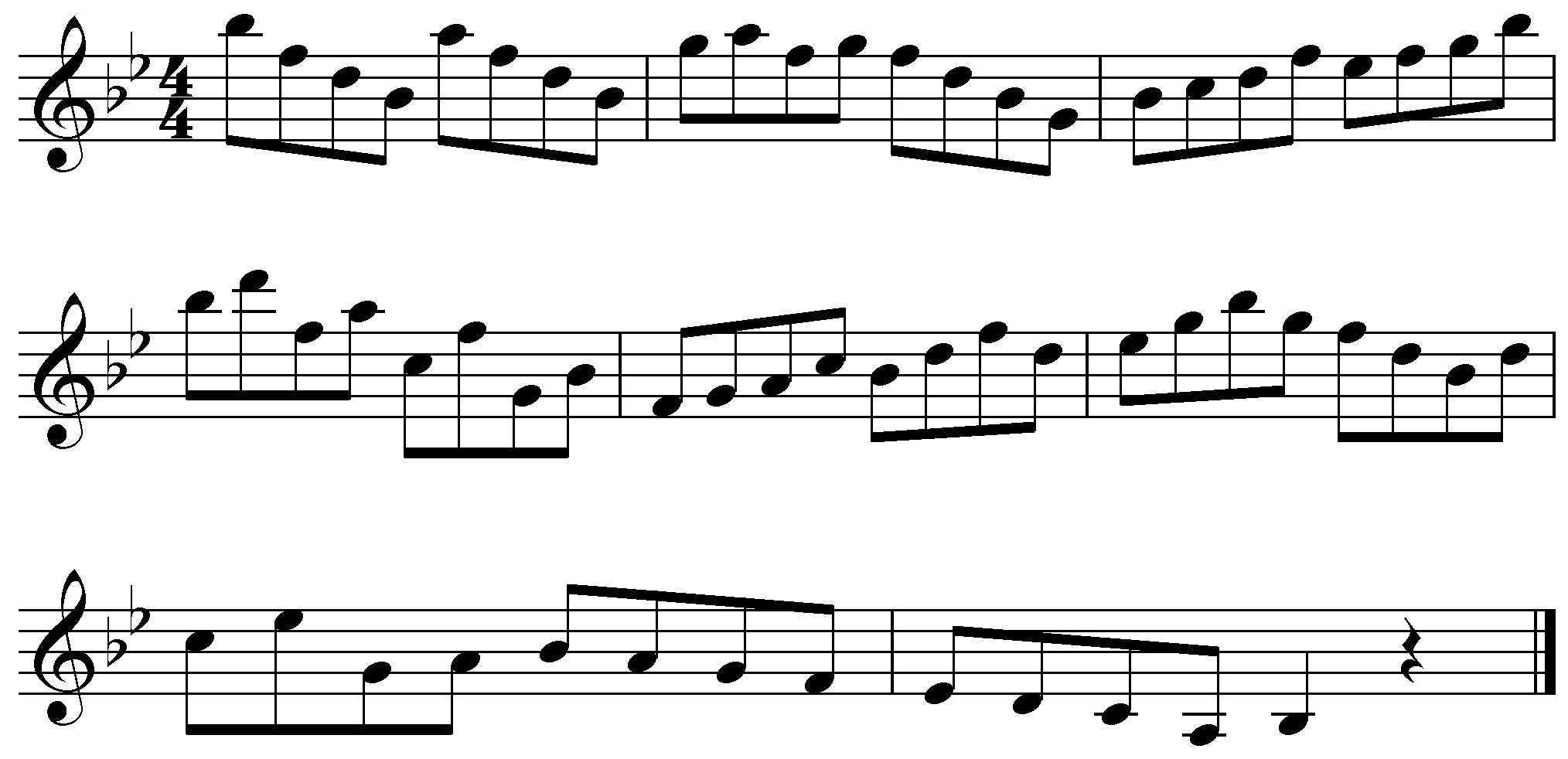 6 Jazz Guitar Sight Reading Exercises