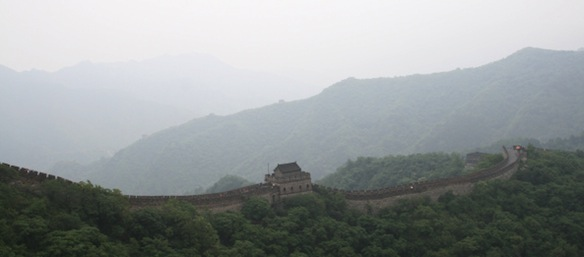 wall of china