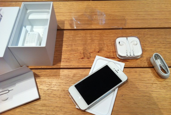 iPhone5_Unboxing