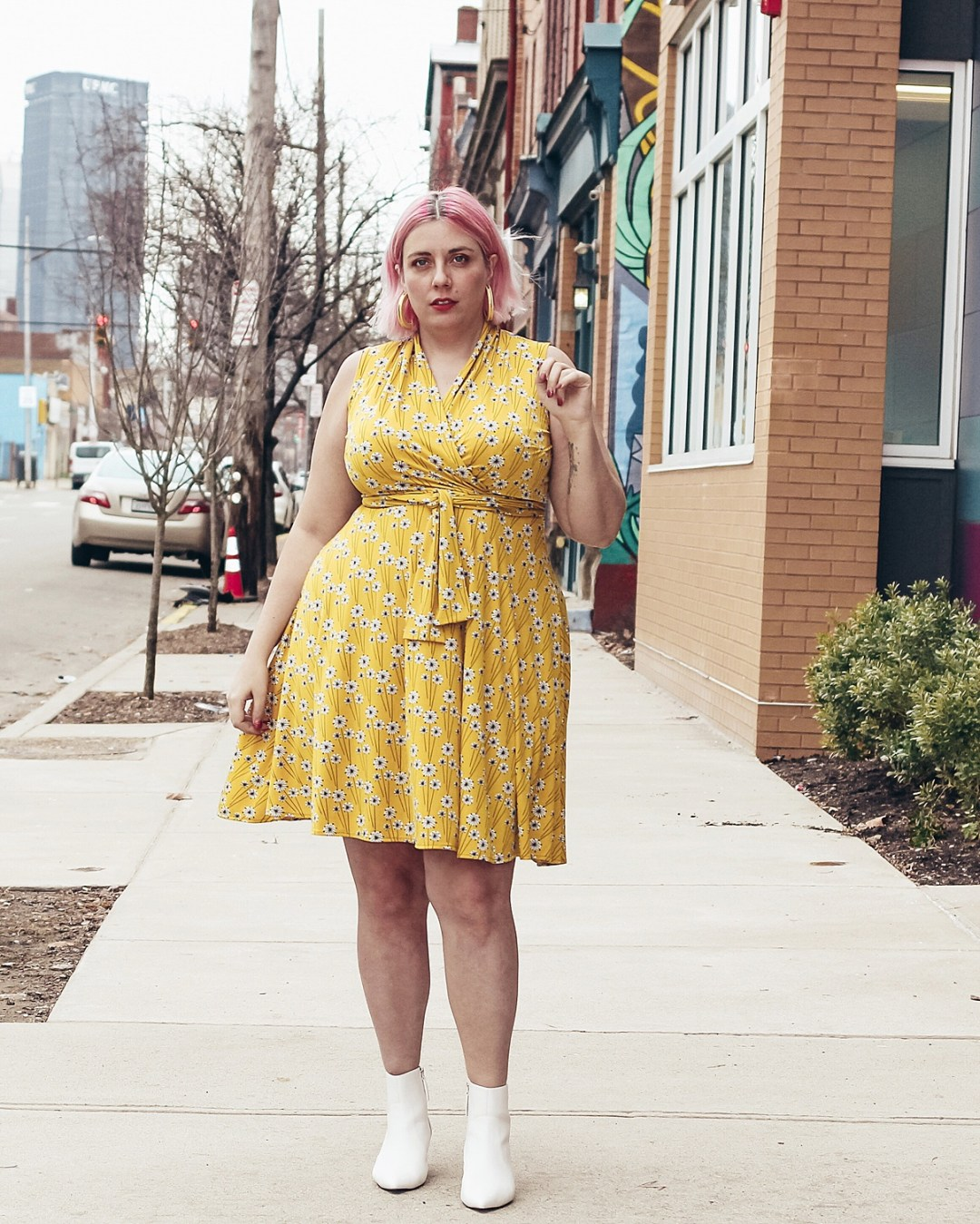 Karina dresses plus size