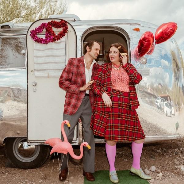 Airstream Valentine
