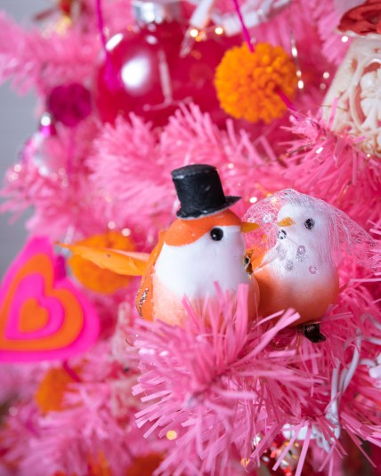 Love Birds ornament