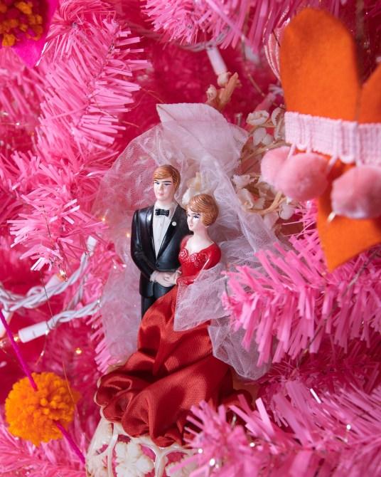 Wedding Valentine's Day Tree