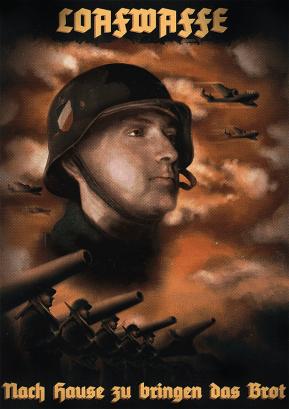 WWII Portrait