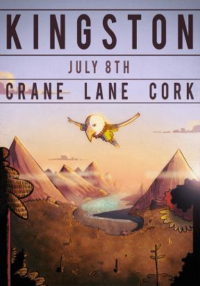 Kingston Poster Crane Lane