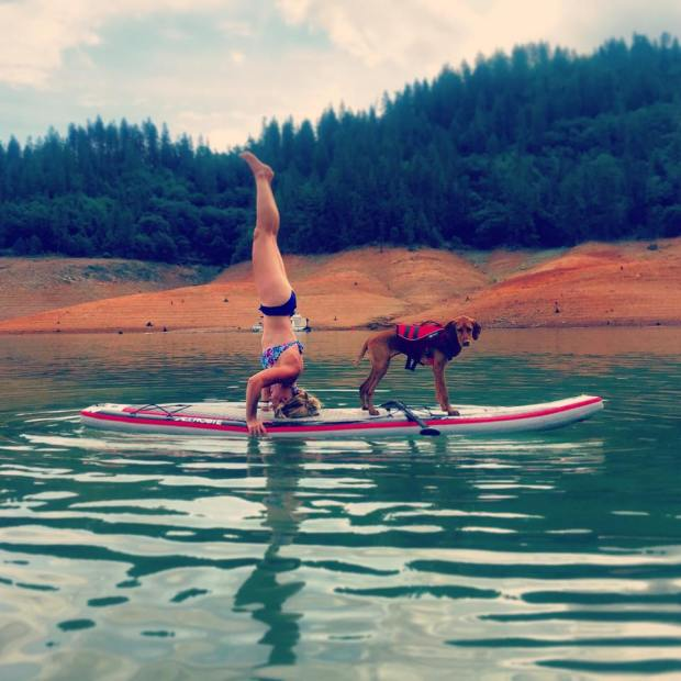 SUP Yoga Gear