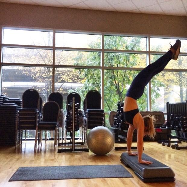handstand challenge