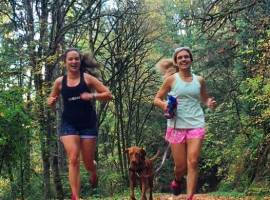 Wildwood trail run Portland - Flex & Flow