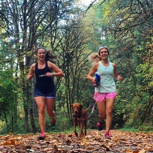 Wildwood trail run Portland - Flex & Flow