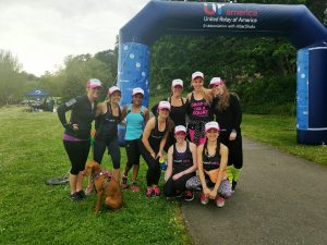 SweatPink United Relay