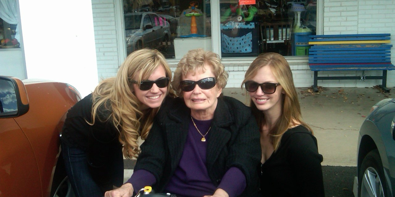 woman crush wednesday: tribute to my grandma