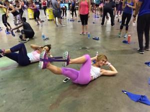 BlogFest Sweat Pink