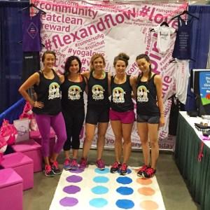Sweat Pink BlogFest