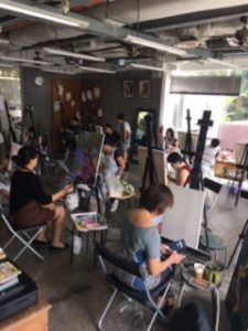 My art space - Singapore