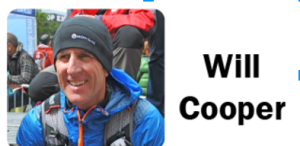 Will Cooper ultra marathoner