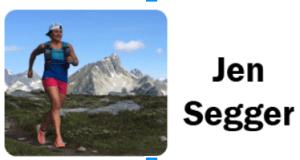 Jen Seger ultra running