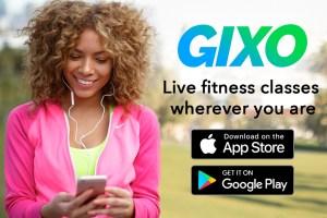 Gixo workout app