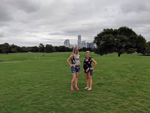Zilker Park Austin travel