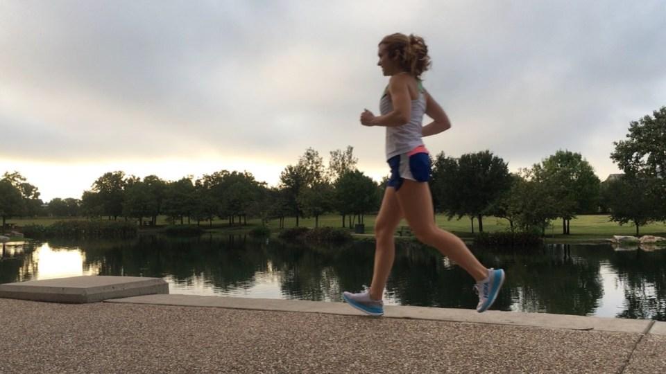 Austin travel running